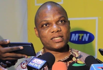 Bless Sefenu Agordjo - Senior Manager, Products  & Services, MTN Ghana; MTN Ghana to create business platforms to help the creative industry take advantage of alternative sources of music creativity and marketing