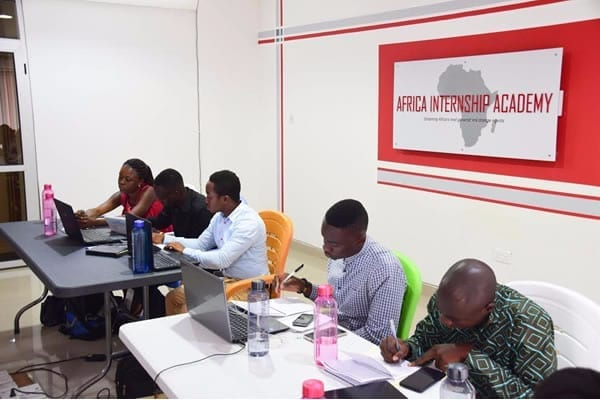 "Africa Internship Academy plans set up the ""Africa Youth Skills & Data Badge"" program in Ghana and across Africa this year"