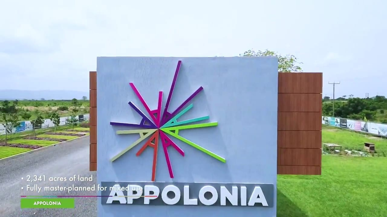 Appolonia City has teamed up with American Tower Corporation Ghana to strengthen Ghana's communication infrastructure with new cell towers...
