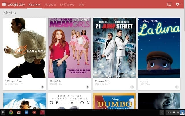 Google Play Movies & TV -- the video streaming business around the world keeps booming....these are the most popular video streaming platforms running in Africa