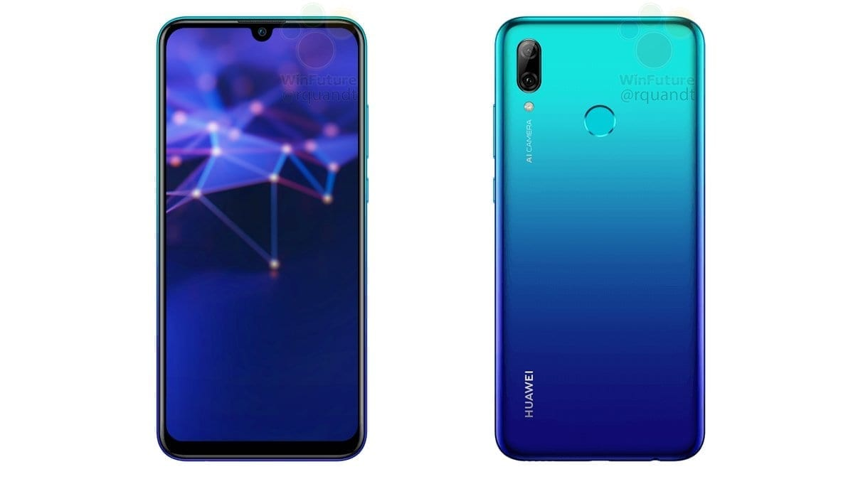 Huawei is bringing an updated version of Huawei P Smart budget phone