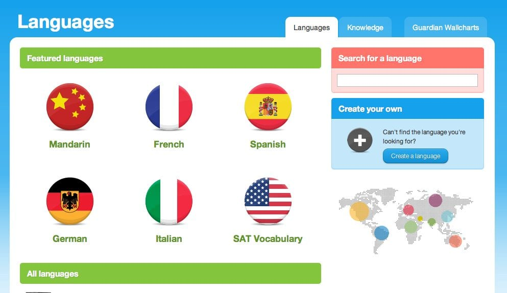 5 language learning apps to master a new language