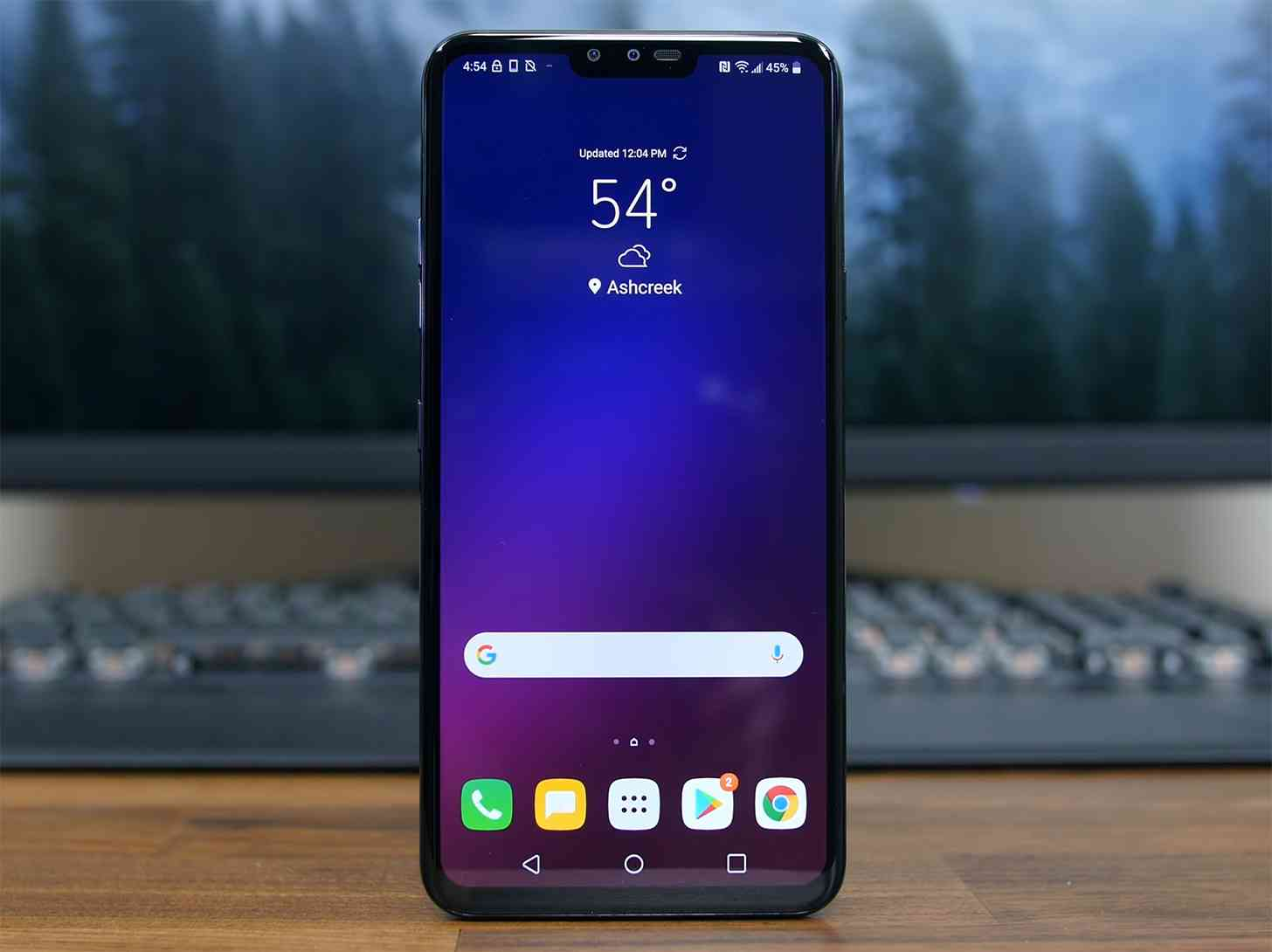 The new LG V40 ThinQ comes with 5 cameras in February in South Africa