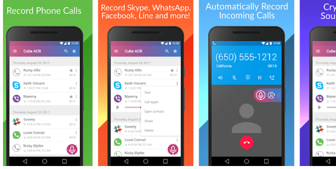 This is how to use Cube Call Recorder to record all WhatsApp calls on your android smartphone