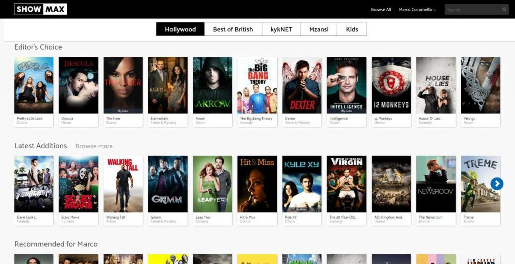 Showmax - the video streaming business around the world keeps booming....these are the most popular video streaming platforms running in Africa