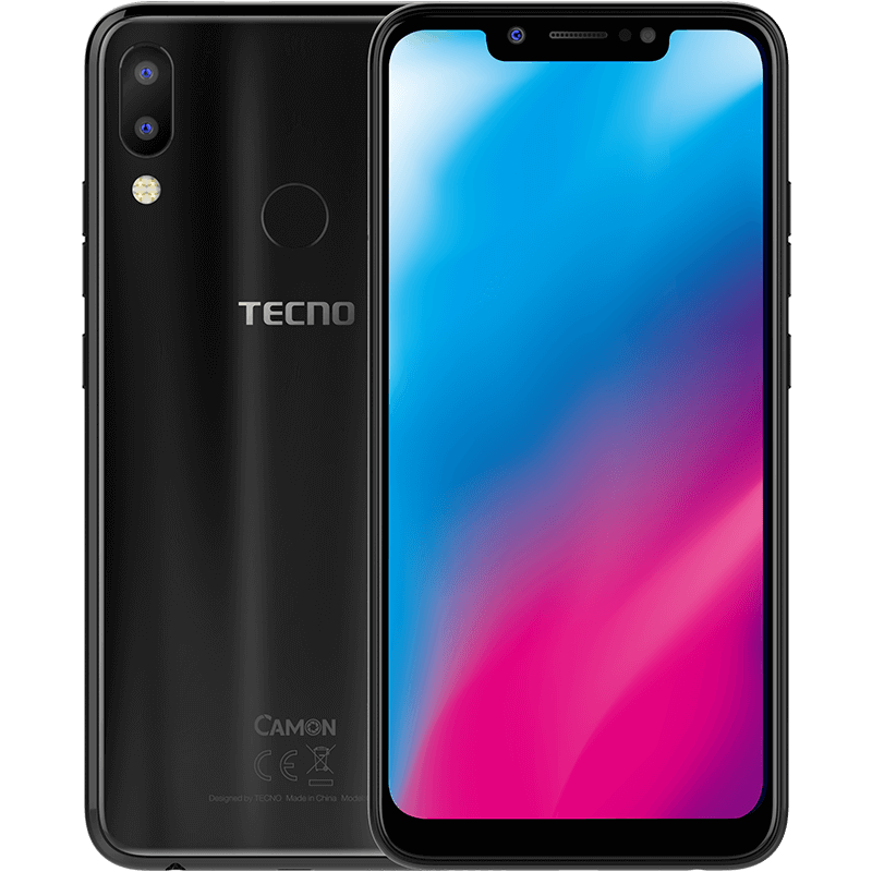 list of Tecno mobile phones released in 2018 with their specs and prices