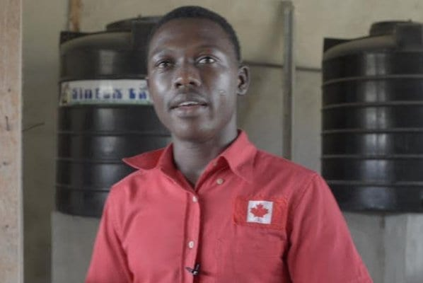David Wakpal, KNUST Teaching Assistant who builds affordable 600 capacity fully automated incubators for hatching chicks, with hatching percentage of over 80%