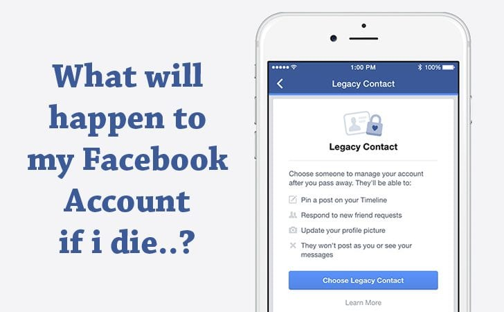 Facebook legacy contact: What is it and how to set it up