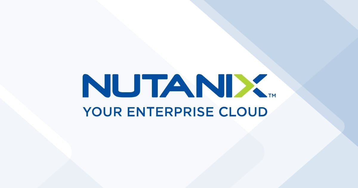 Nutanix, cloud computing company, to expand in Ghana with their world class products. Nutanix sells software-defined storage & HCI appliances