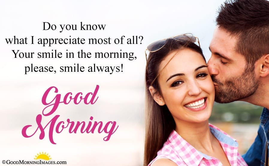 25 Deep Romantic Good Morning My Love Texts