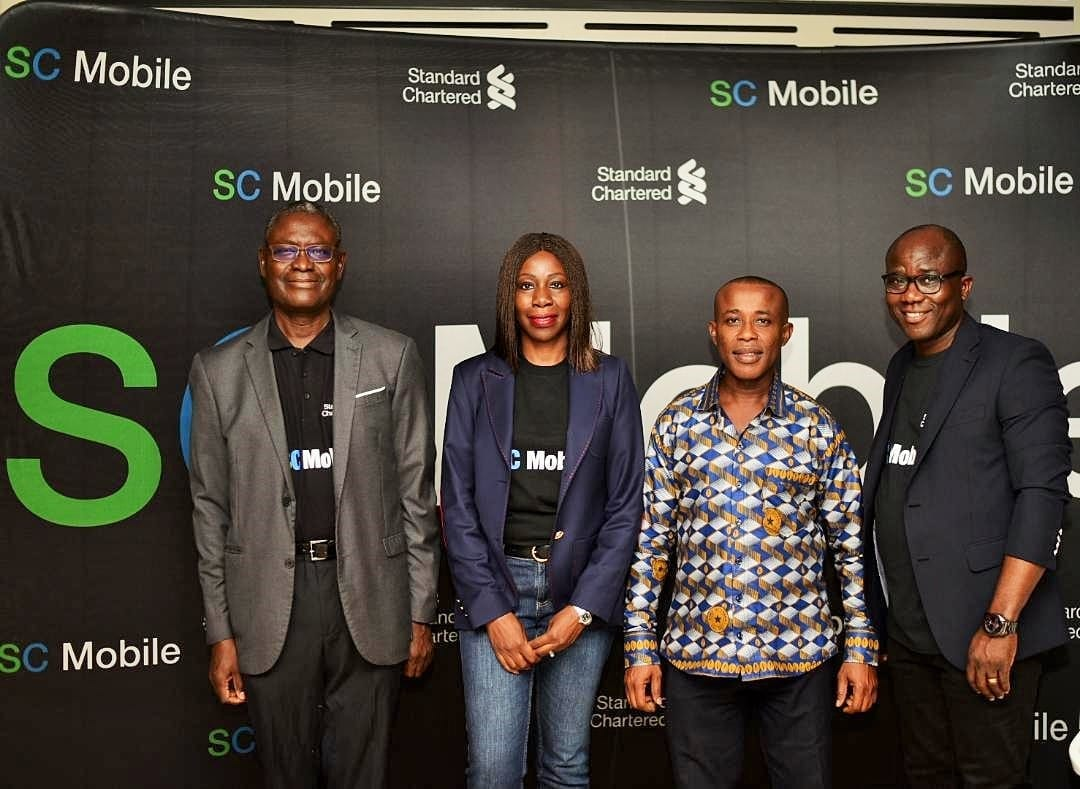 Standard Chartered Bank launches a complete digital banking app for mobile — SC mobile app