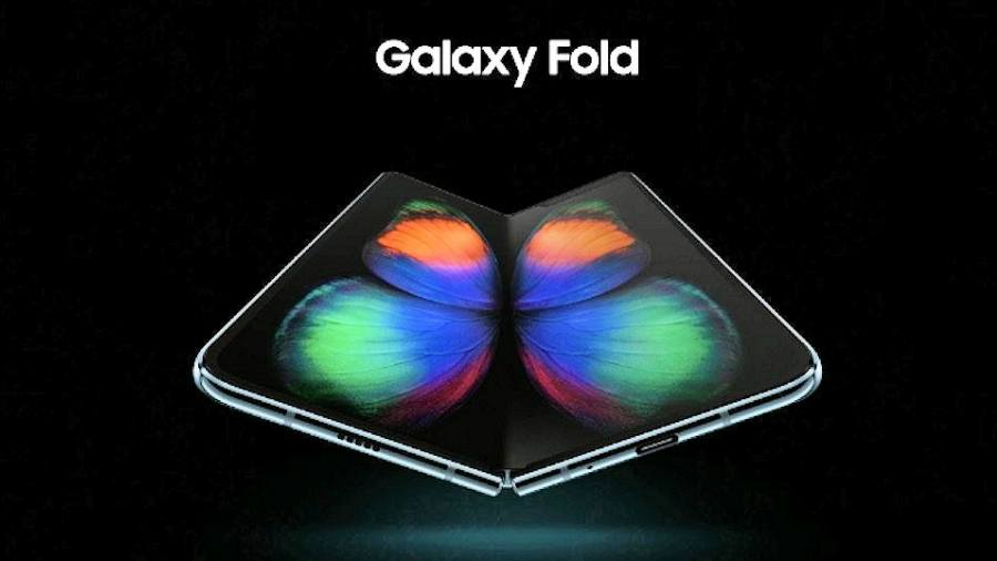 Samsung 'Galaxy Fold' images leaked hours before launch