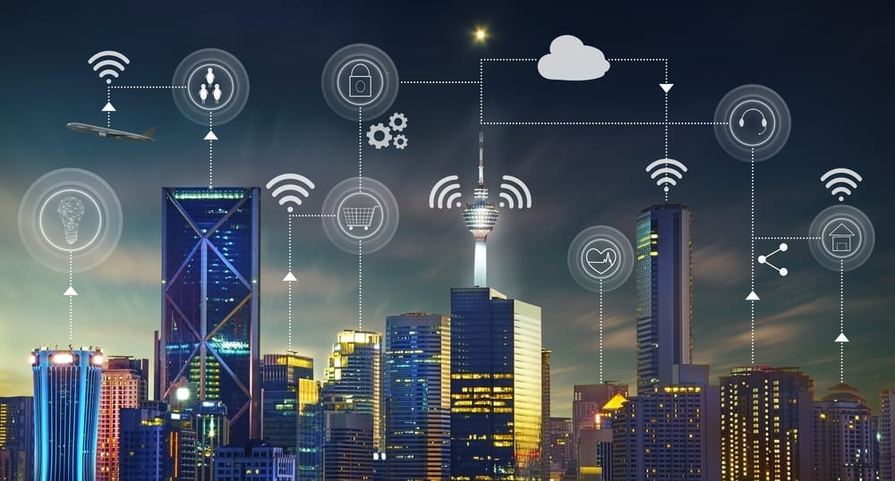 the $300 million Ghana Smart Cities project (also named ArisCel) will enable WiFi network across the whole country.