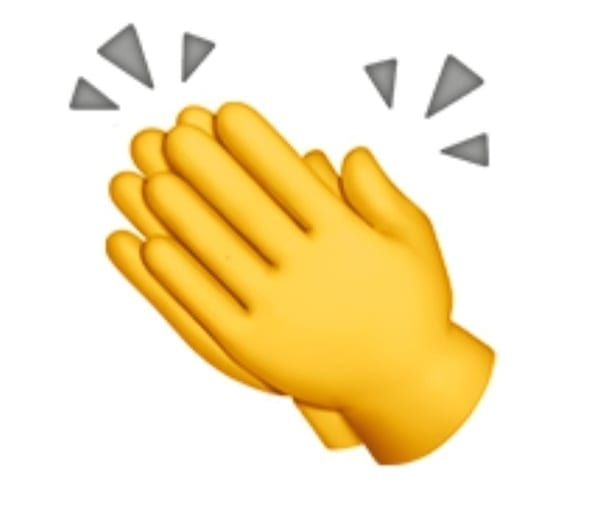 prayer or high five the emoji that is confusing people on social media prayer or high five the emoji that is