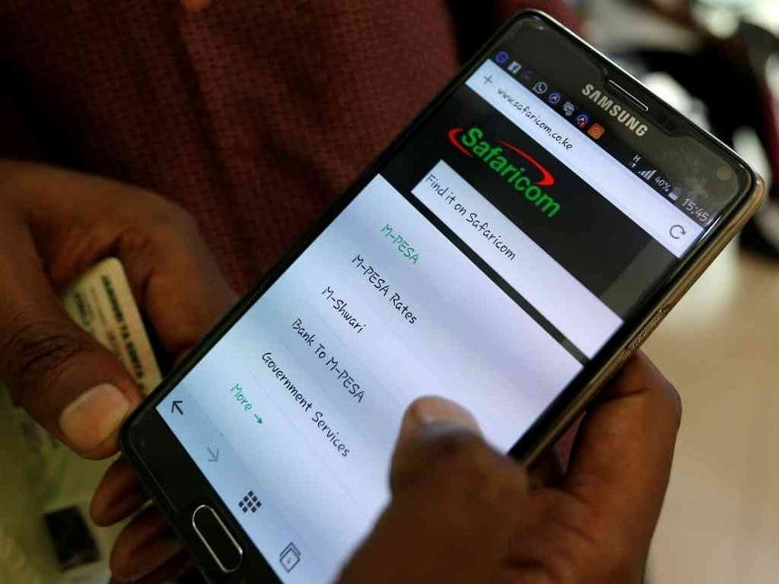 mobile payments in africa
