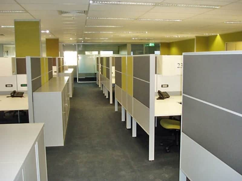 commercial office fit-outs Brisbane