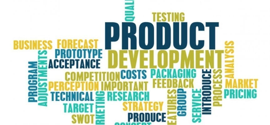 From scribble to success: The process of product creation
