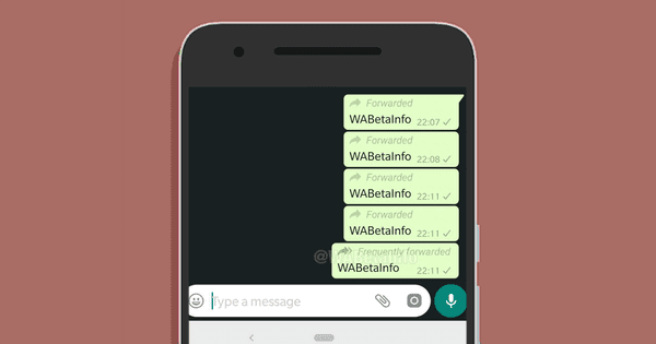 WhatsApp to fight fake news with new tags on forwarded messages