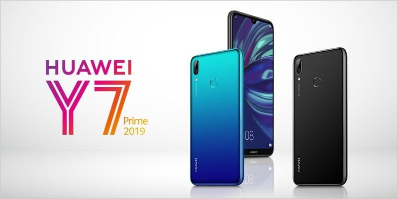 Huawei Y7 Prime 2019: Phone with premium features at less than GHC900