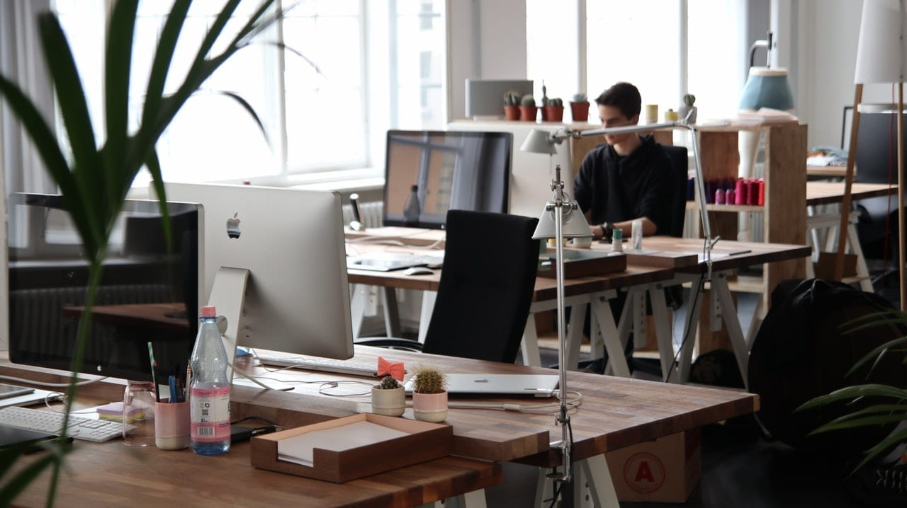 4 benefits to having a modern office