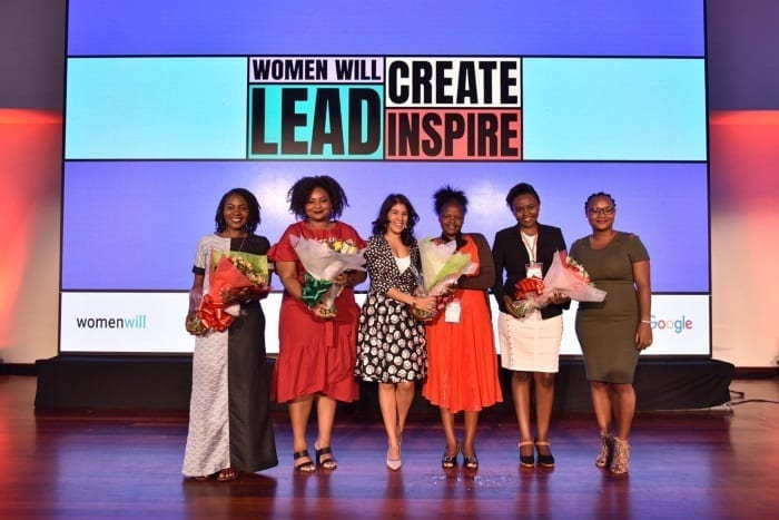 """Google creates """"Womenwill"""" to support 50,000 women in Africa by creating economic opportunities for them, and gradually close the gender gap"""