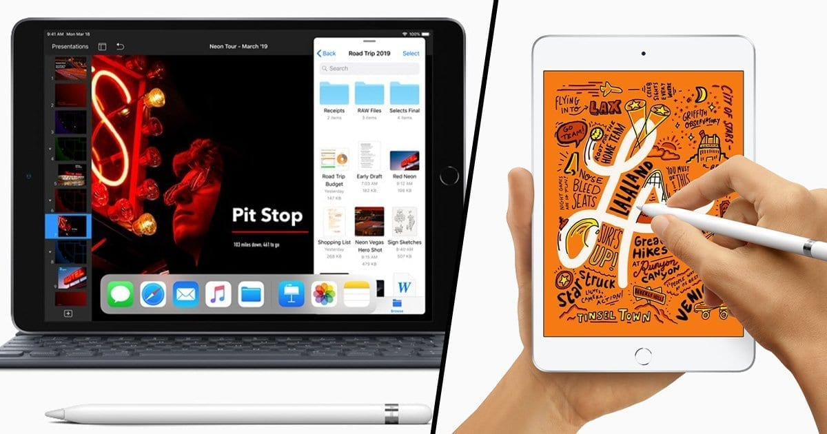 Apple silently releases new iPad Mini and iPad Air