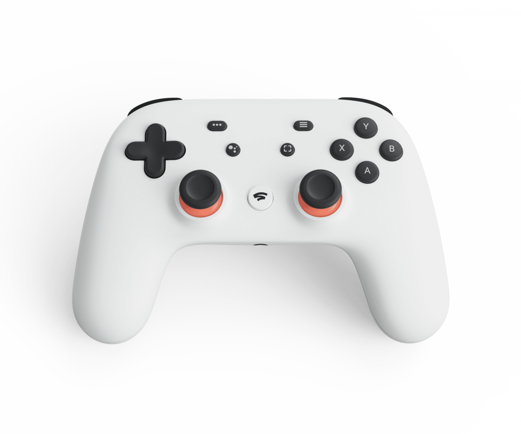 Stadia Gamepad; Google unveils Stadia, a game streaming service