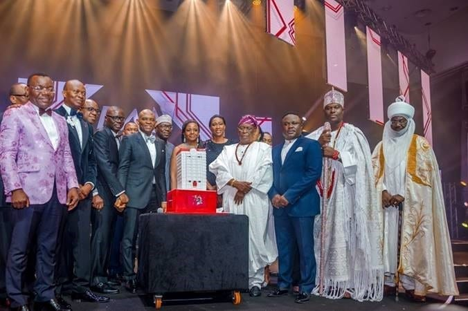 UBA Celebrates 70 years of excellent services to customers at its special CEO awards gala