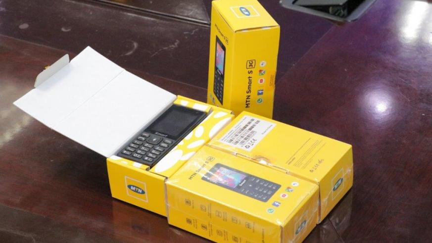 MTN Ghana launches a new affordable MTN Smart S 3G phone