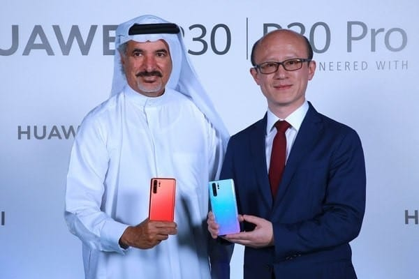 Huawei P30 Series Officially Launched