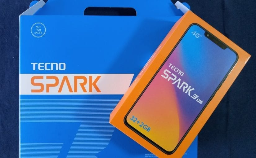 Tecno Spark 3 key specs and price