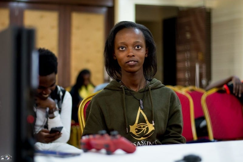 Setting the pace for African female eSports athletes