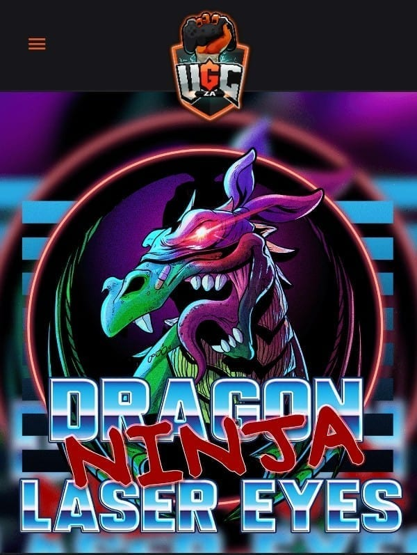 Dragon ninja lazer eyes: Cape Town qualifiers to commence in June