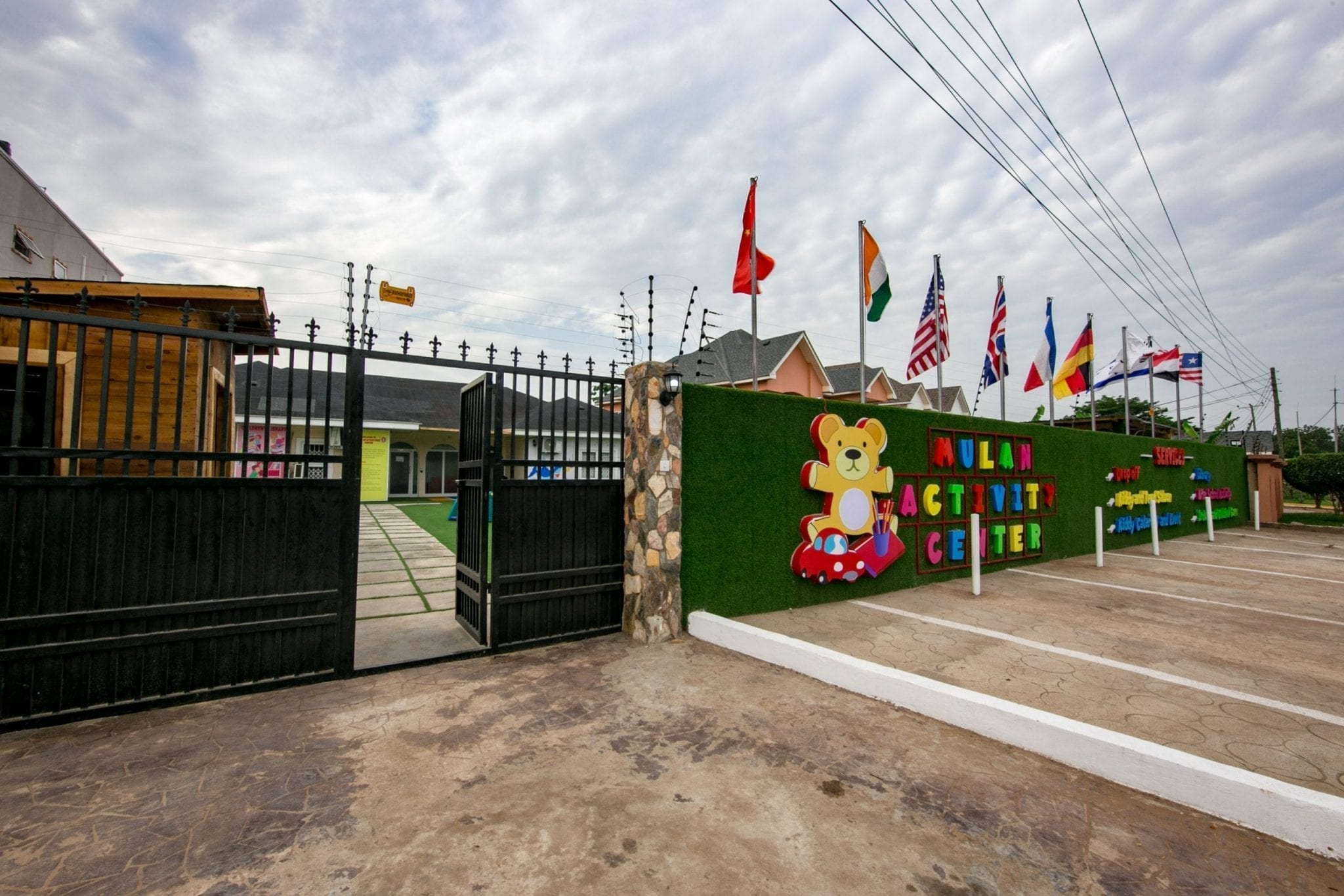 Mulan Activities Center: Taking early childhood development to a newer level