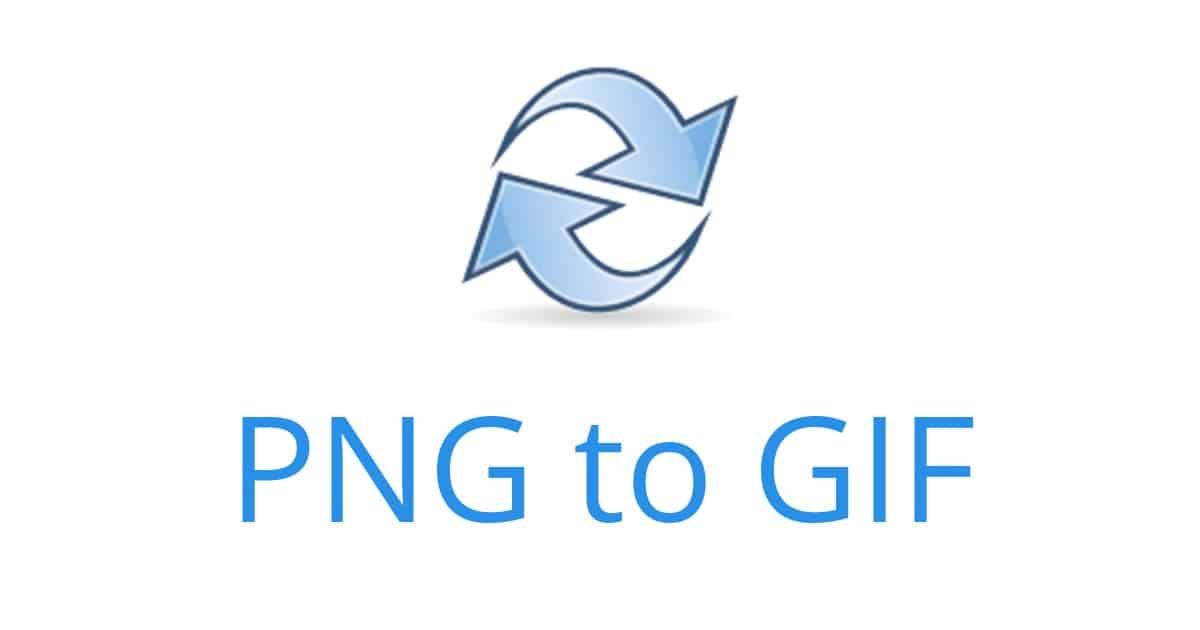 3 ways to convert PNG to GIF