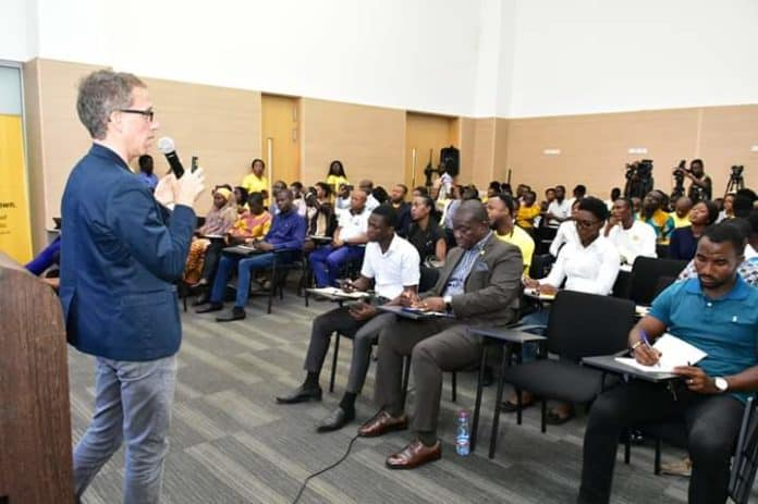 MTN Young CEOs summit on digital marketing