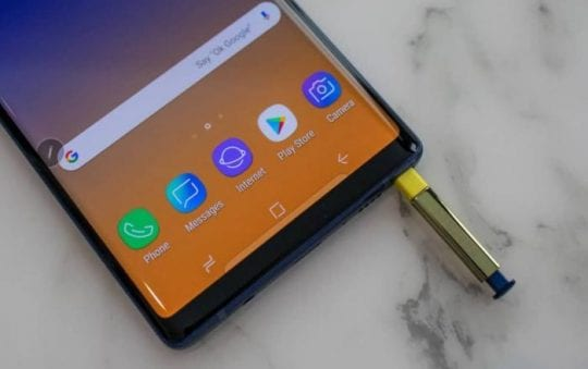 How to manage your Samsung Galaxy 10 folders