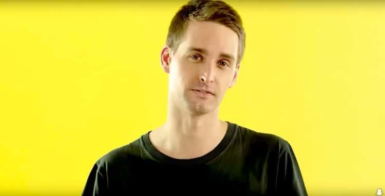 things you did not know about Evan Spiegel