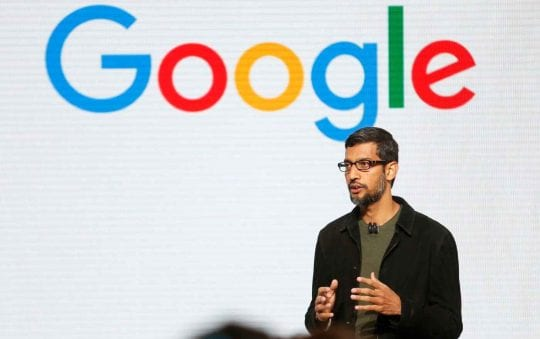 7 things you did not know about Google CEO, Sundar Pichai
