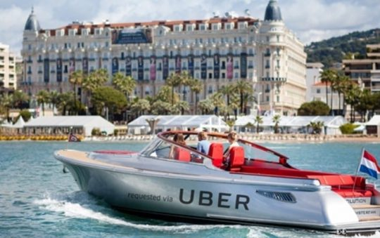 Uber set to provide boat service in Lagos state