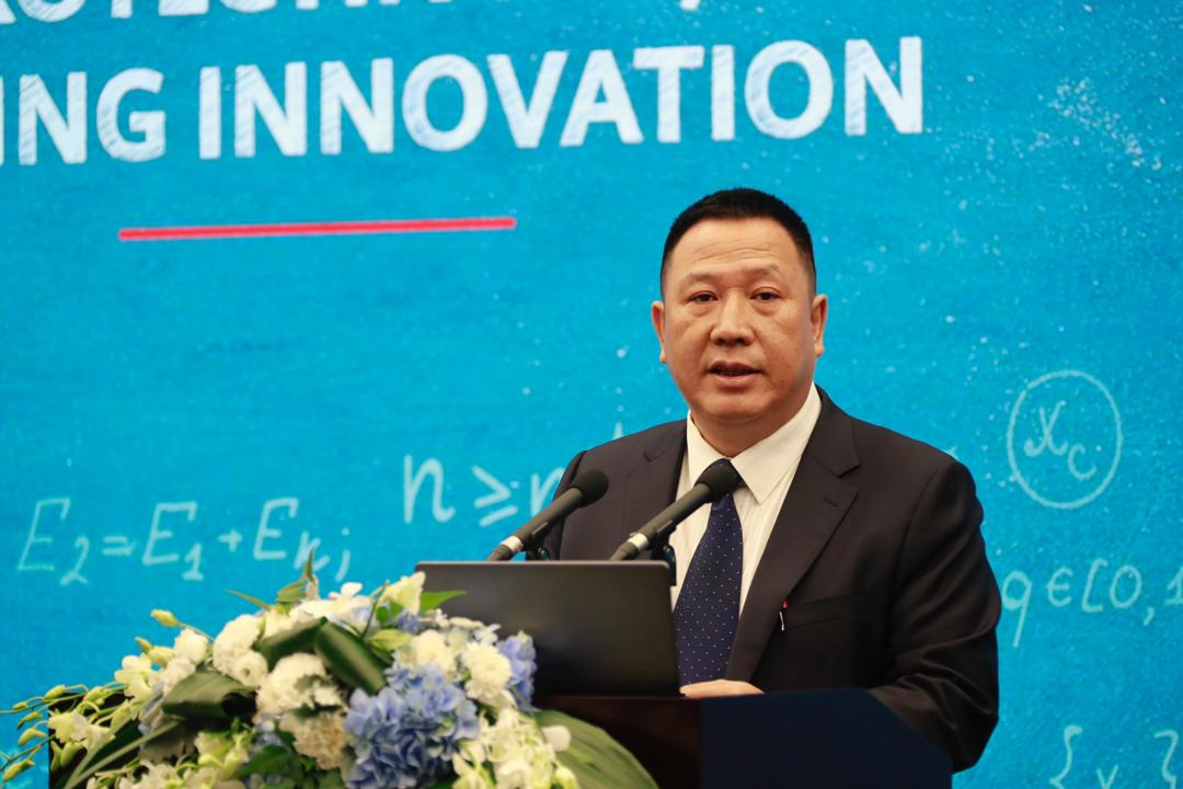 Huawei releases white paper on intellectual property
