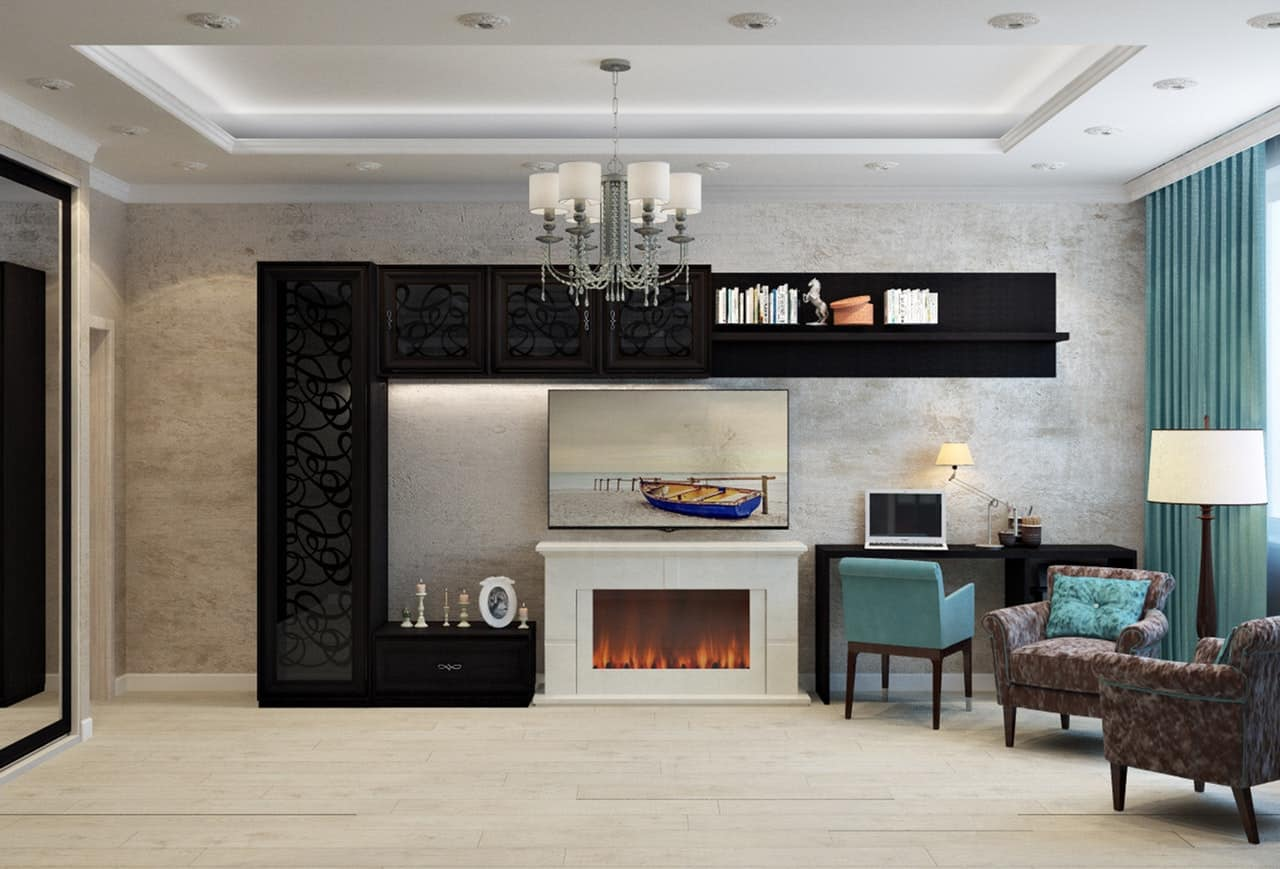 How to choose best electric fireplace