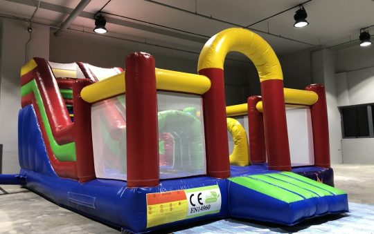 Your guide to the benefits of bouncy castle Singapore
