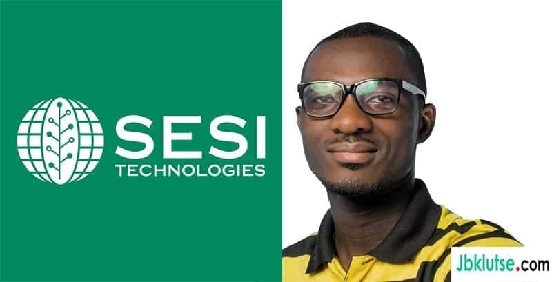 young ghanaian innovator, Isaac Sesi listed on MIT Technology Review 2019 Innovators under 35