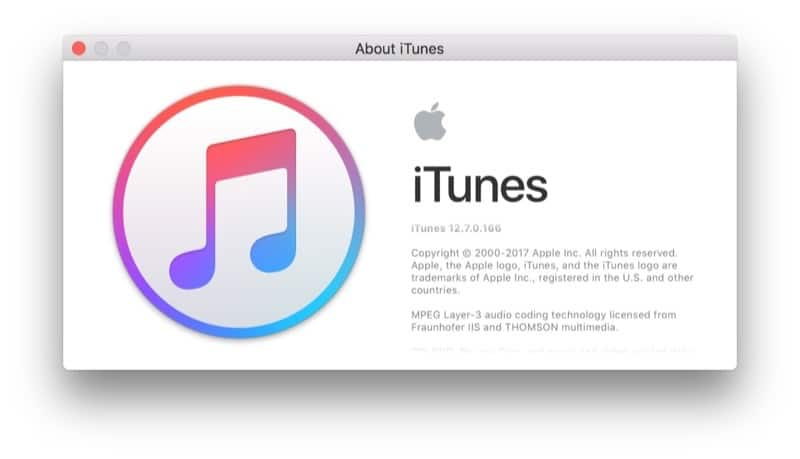 iTunes shut down