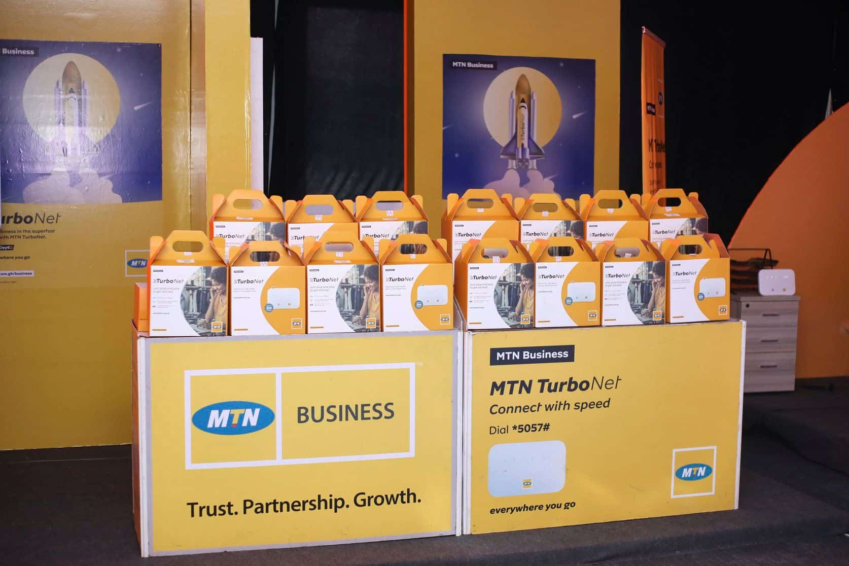 MTN TurboNet router review