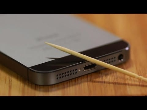 How to properly clean your smartphone's speakers without damaging them