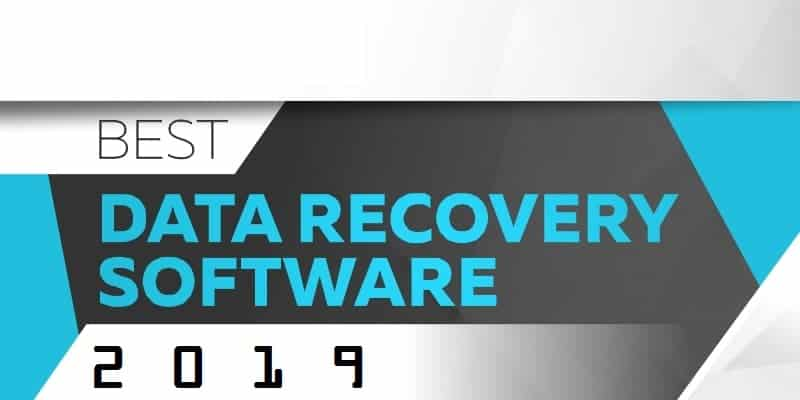 Best Data Recovery Software 2019