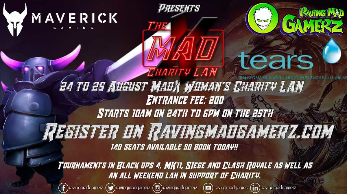 MadX Charity