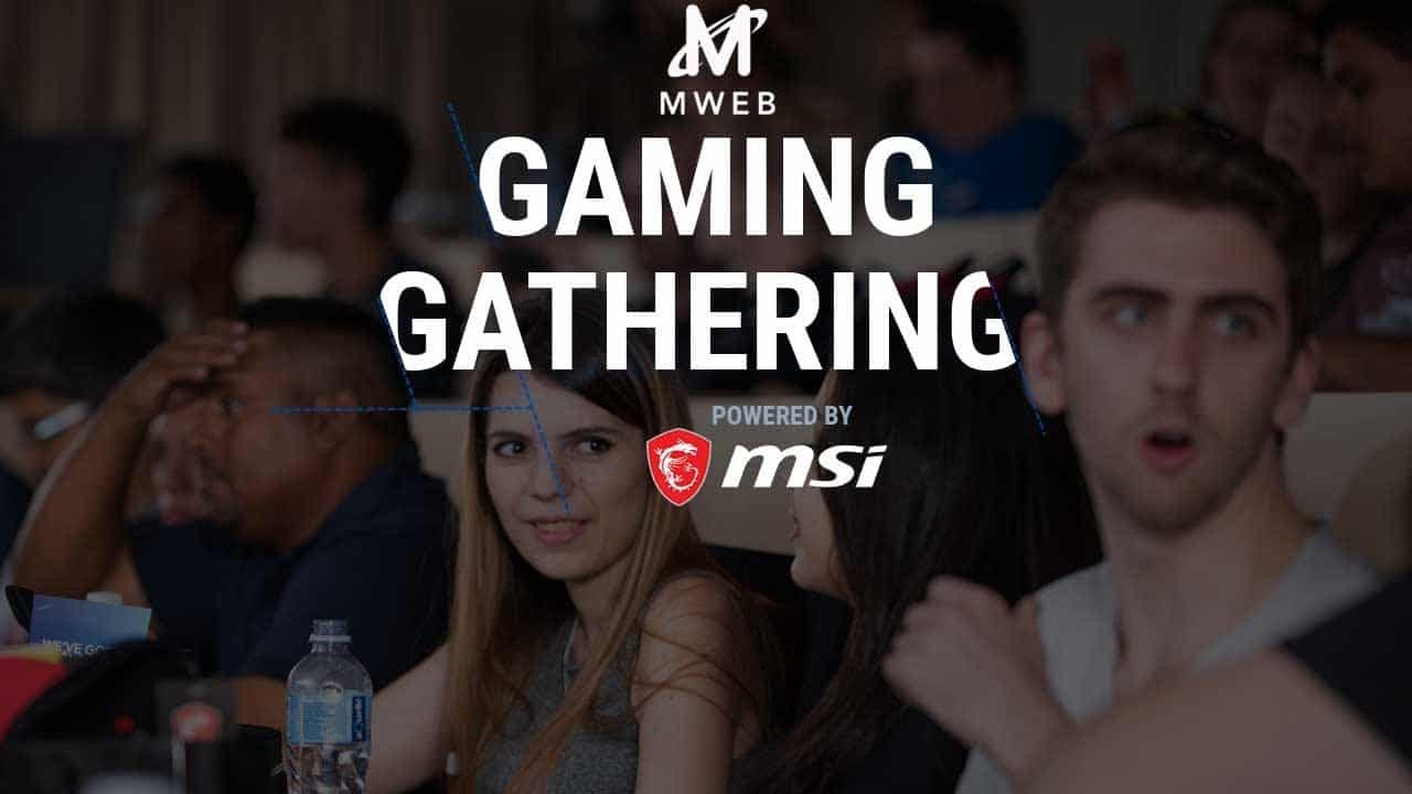 South Africa: MWEB gaming gathering set for July 19 at Cape Town